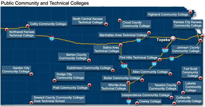 Kansas Community and Technical Colleges