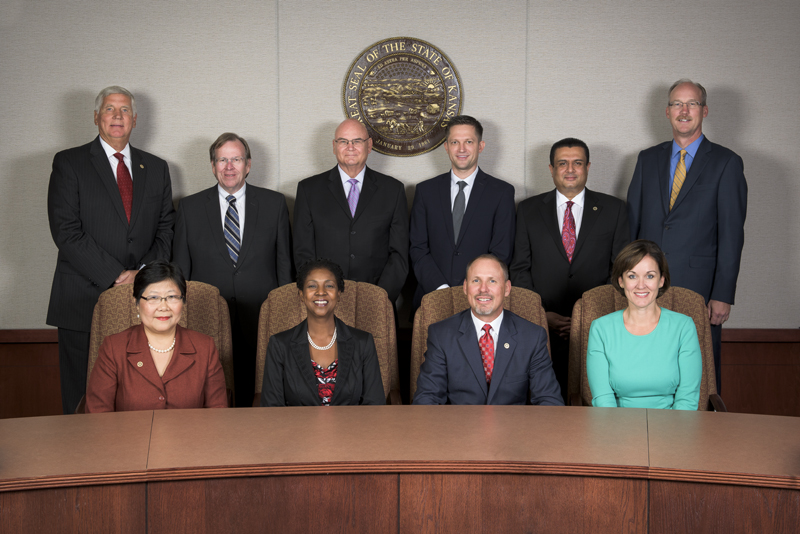 Kansas Board of Regents - September 2015